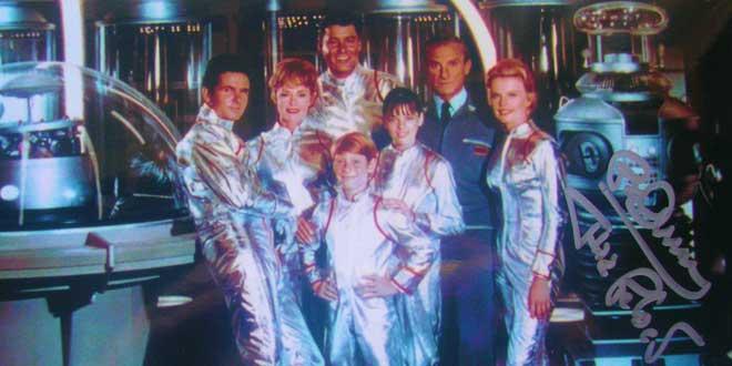 """Reparto de """"Perdidos en el Espacio"""" (1965-1968)"""
