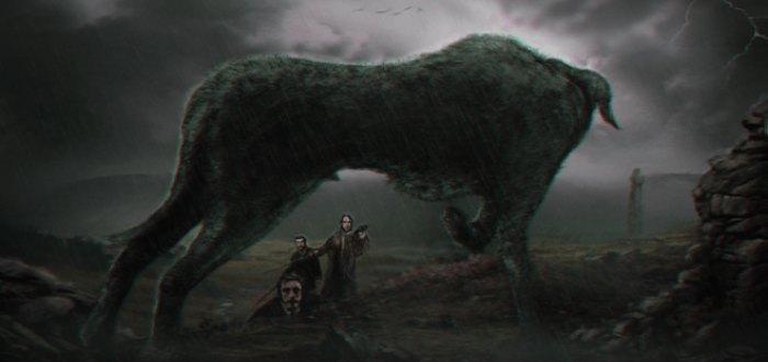 Cerbero, el perro del infierno.