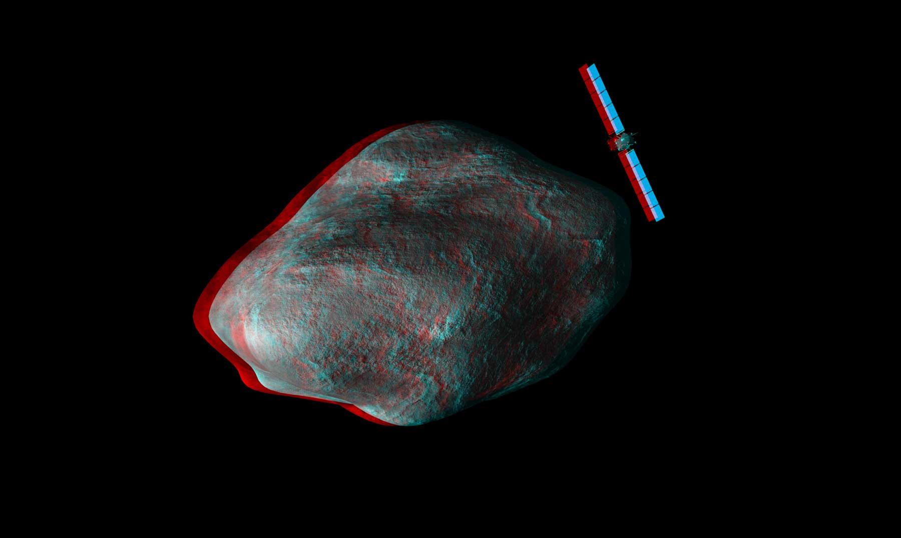 Rosetta: una odisea del espacio