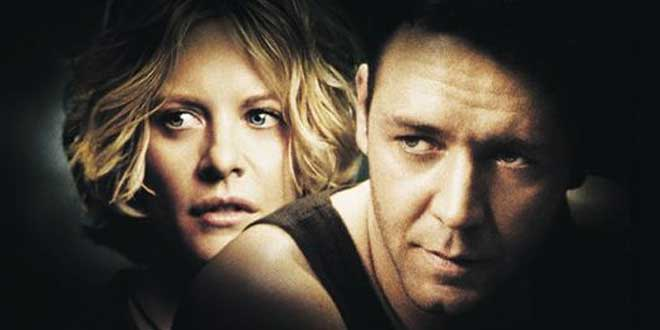 """Imagen promocional de la película """"Prueba de vida"""" (Taylor Hackford, 2000)"""