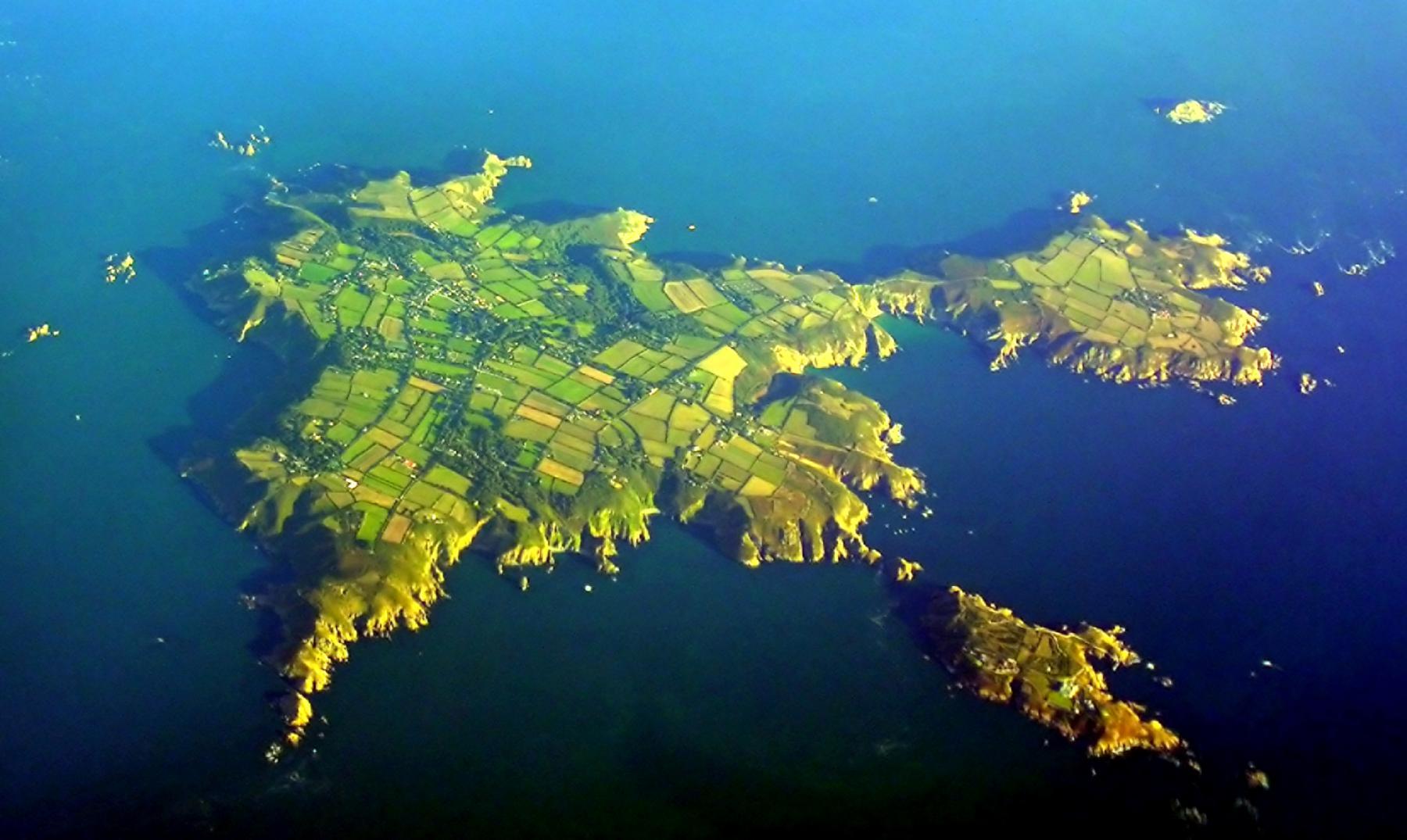 La descabellada historia de la isla de Sark