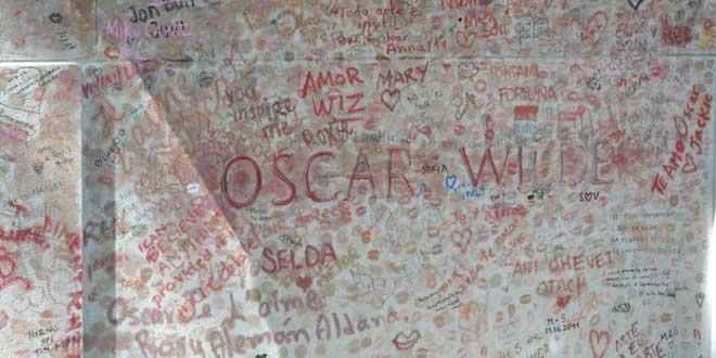 Tumba Oscar Wilde
