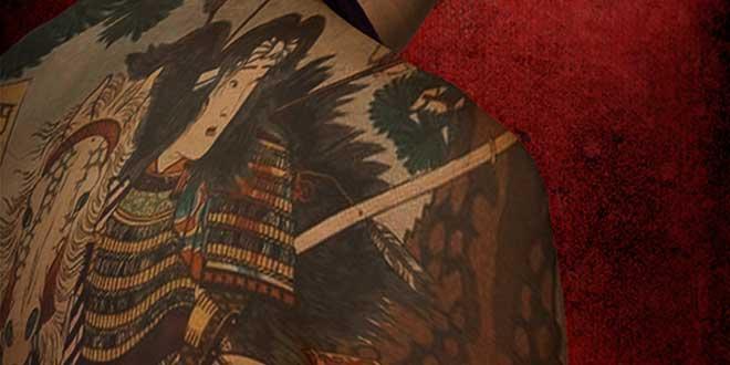 Tatuaje yakuza