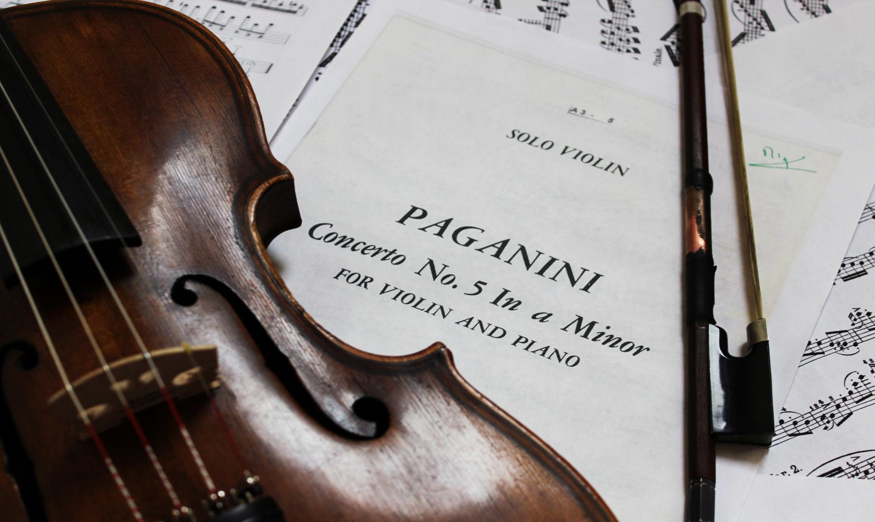 Niccolò Paganini, el violinista del diablo