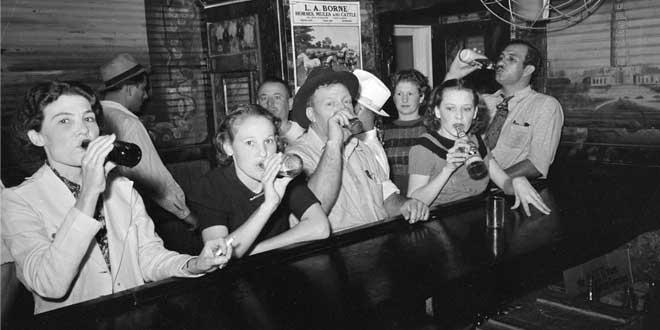 Pub, 1938, Lousiana
