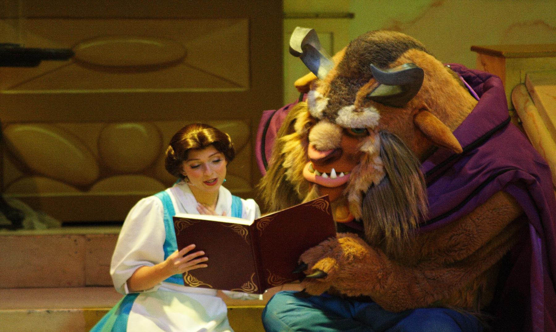 La verdadera historia de la Bella y la Bestia
