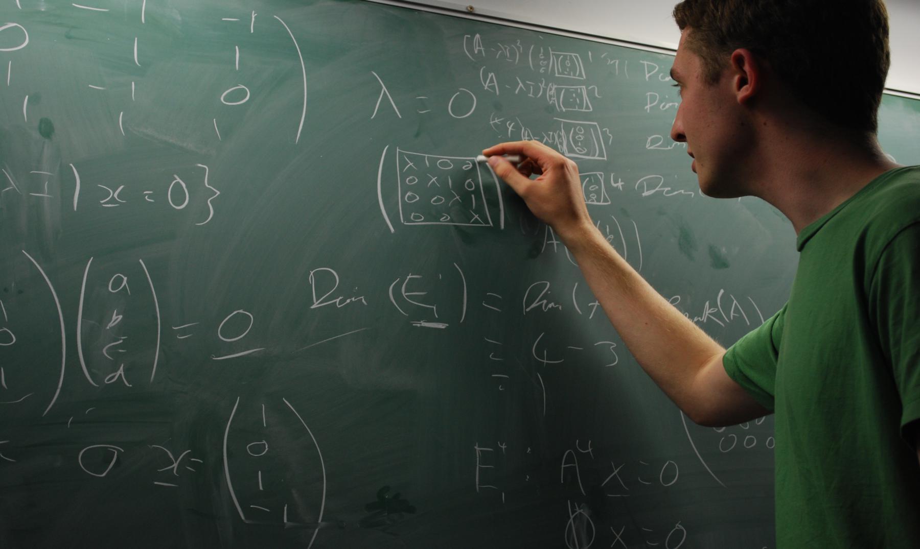 "Wim Klein, la ""calculadora humana"""