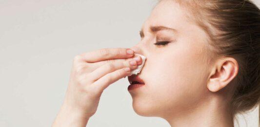 ¿Por qué sangra la nariz? | Causas de la Hemorragia Nasal