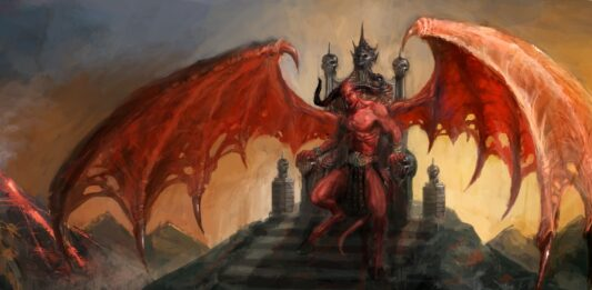 El Tritono del Diablo
