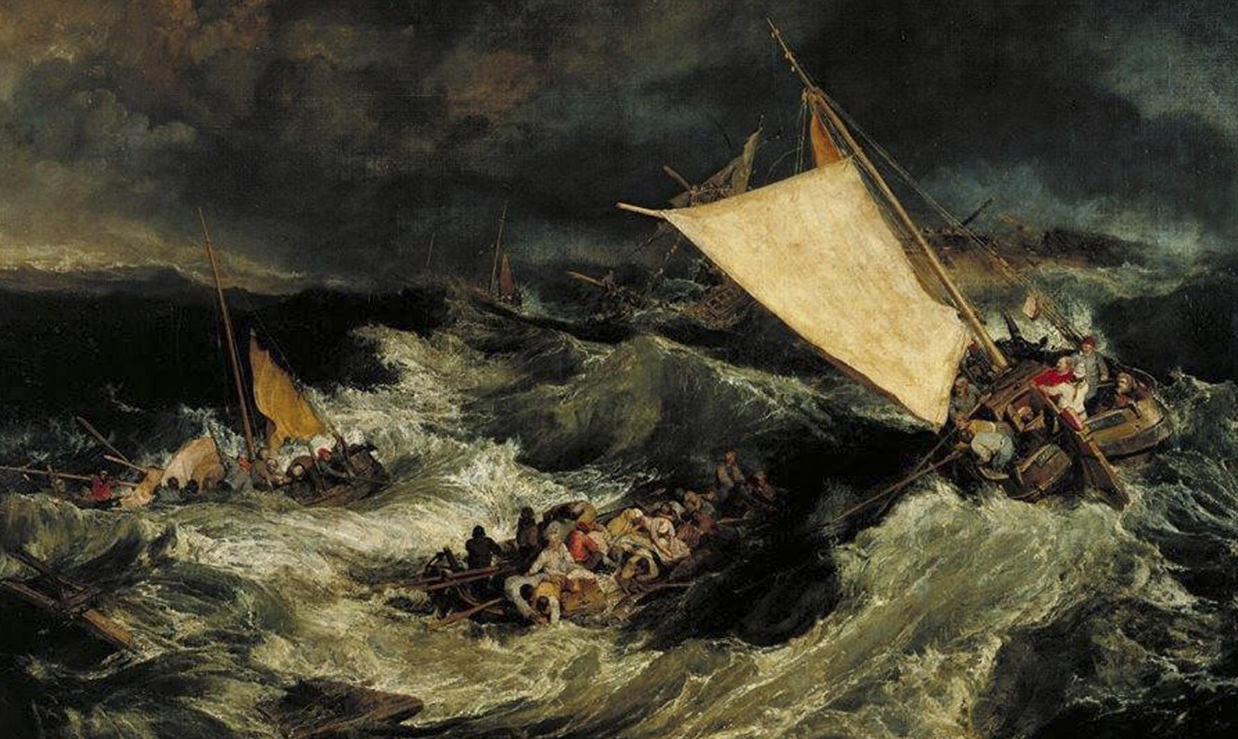 El Essex, una historia de ballenas, canibalismo y literatura