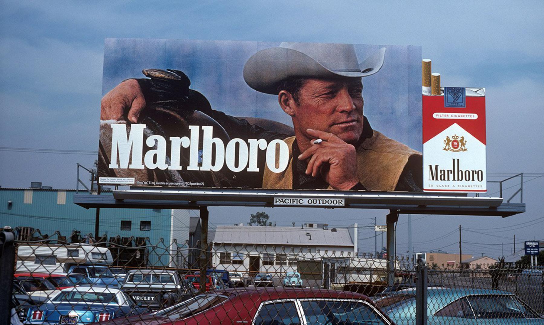 La curiosa maldición de los hombres Marlboro