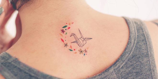 La Moda De Los Tatuajes Minimalistas De Seoeon