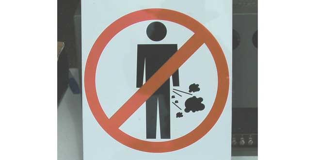 Prohibido pedos