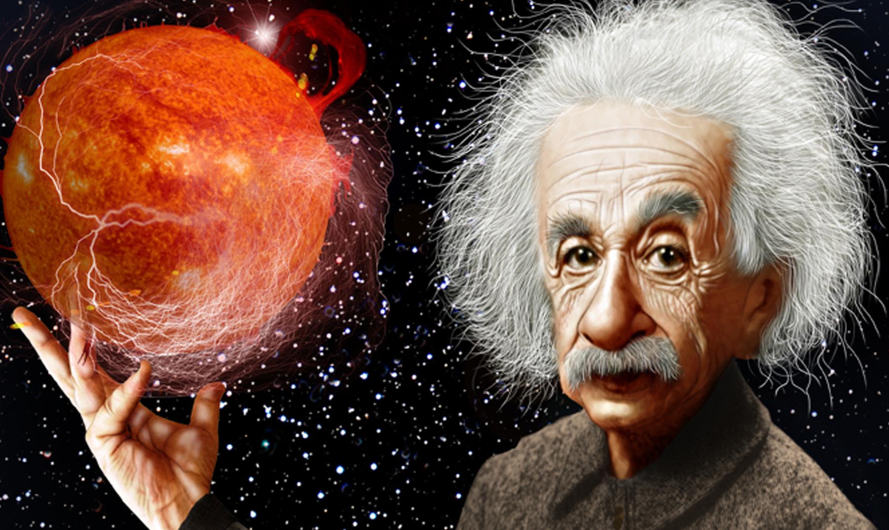 portada Einstein