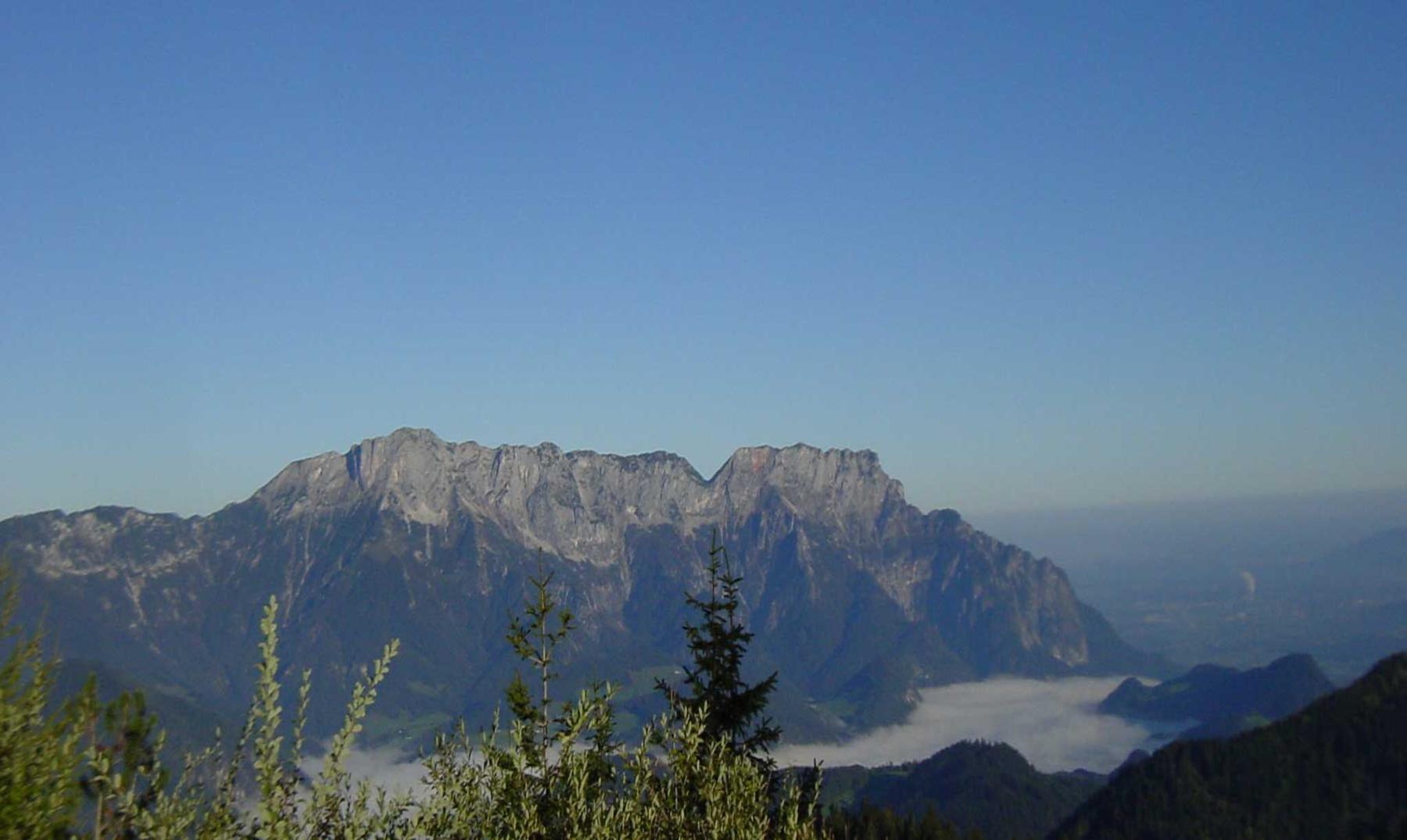Untersberg: la montaña con un portal a otro mundo