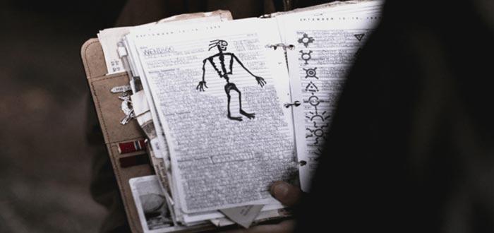 """Wendigo, Escena de la serie """"Sobrenatural"""""""