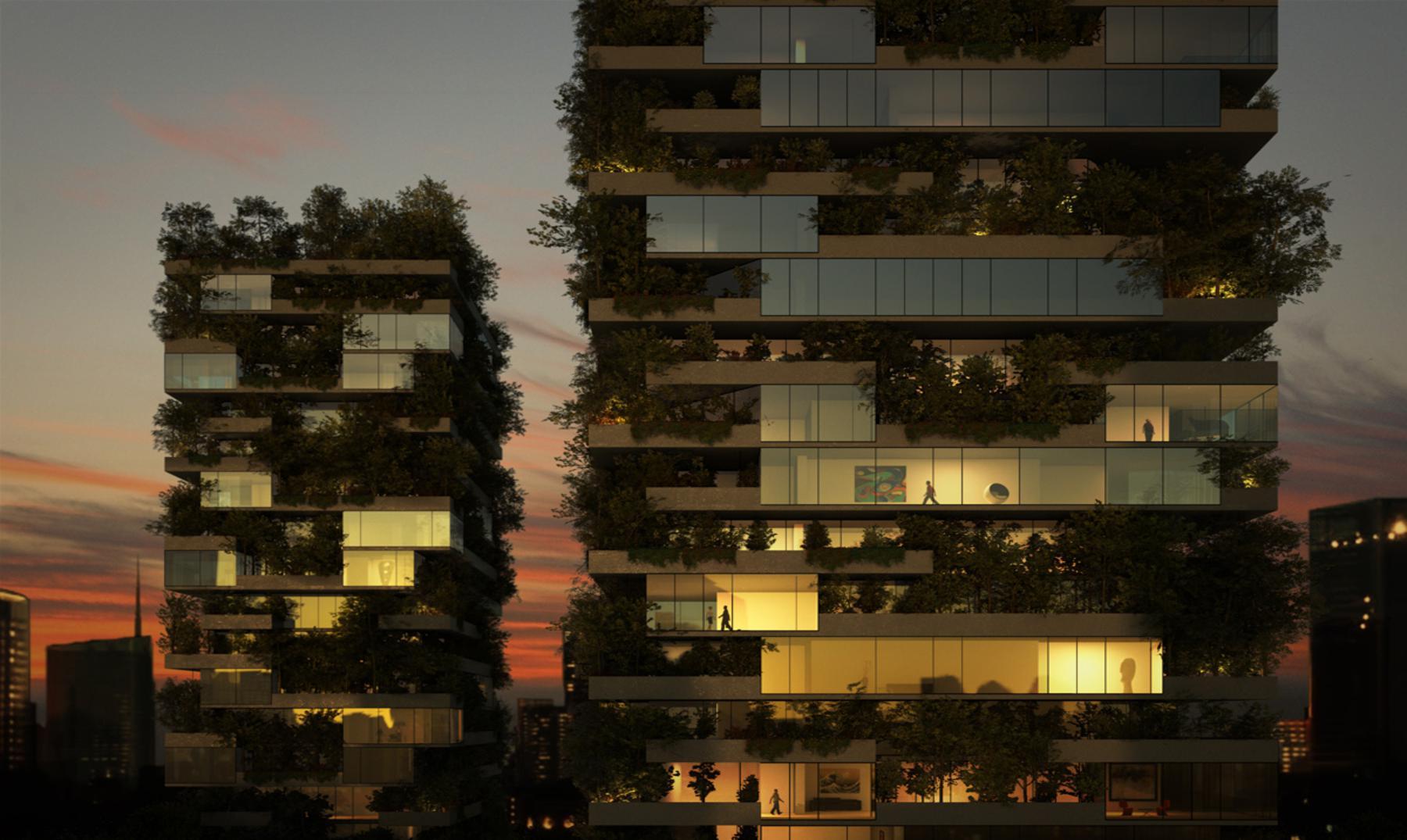 Maravillas ecológicas: El bosque vertical de Milán