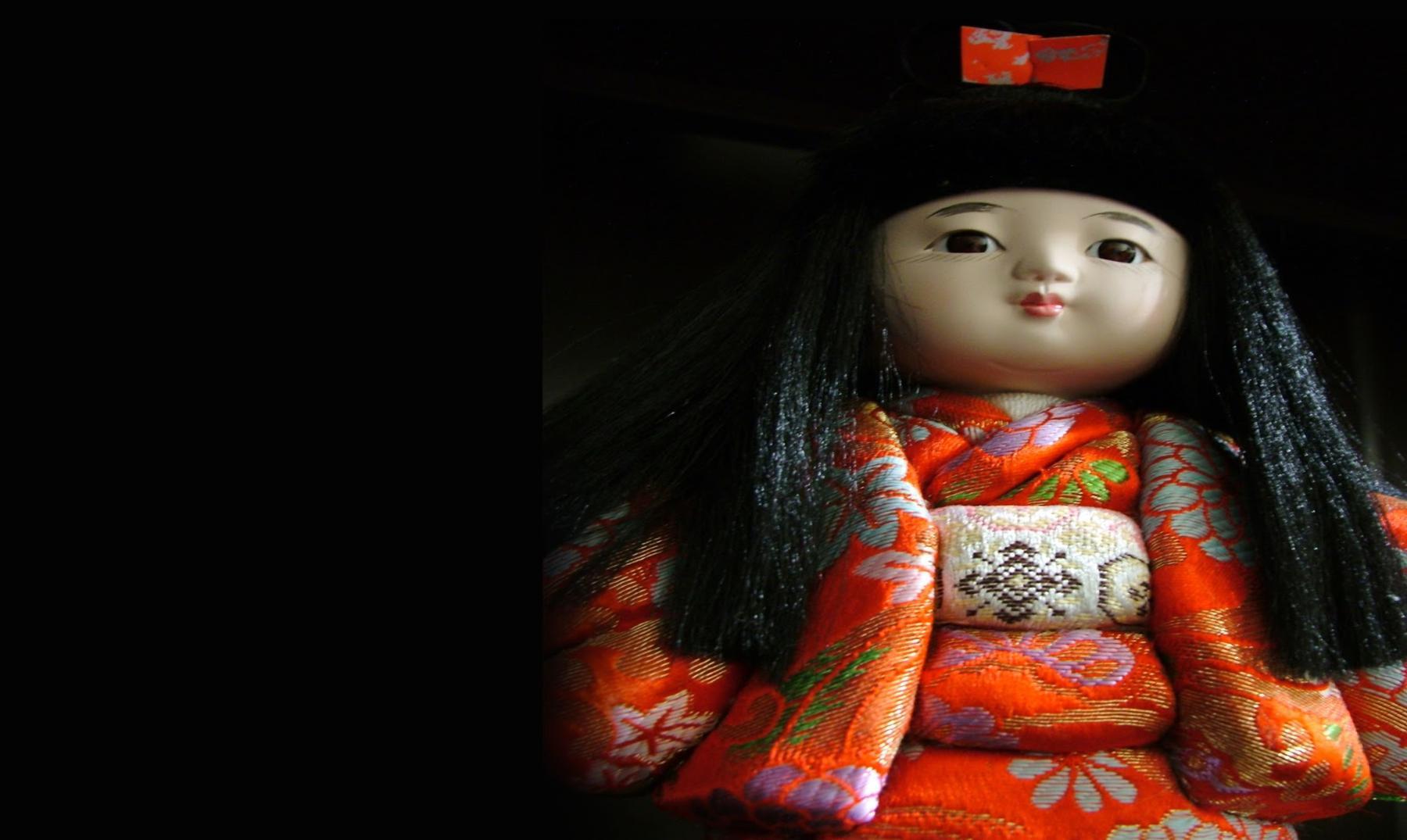 Okiku, la entrañable muñeca embrujada de Japón