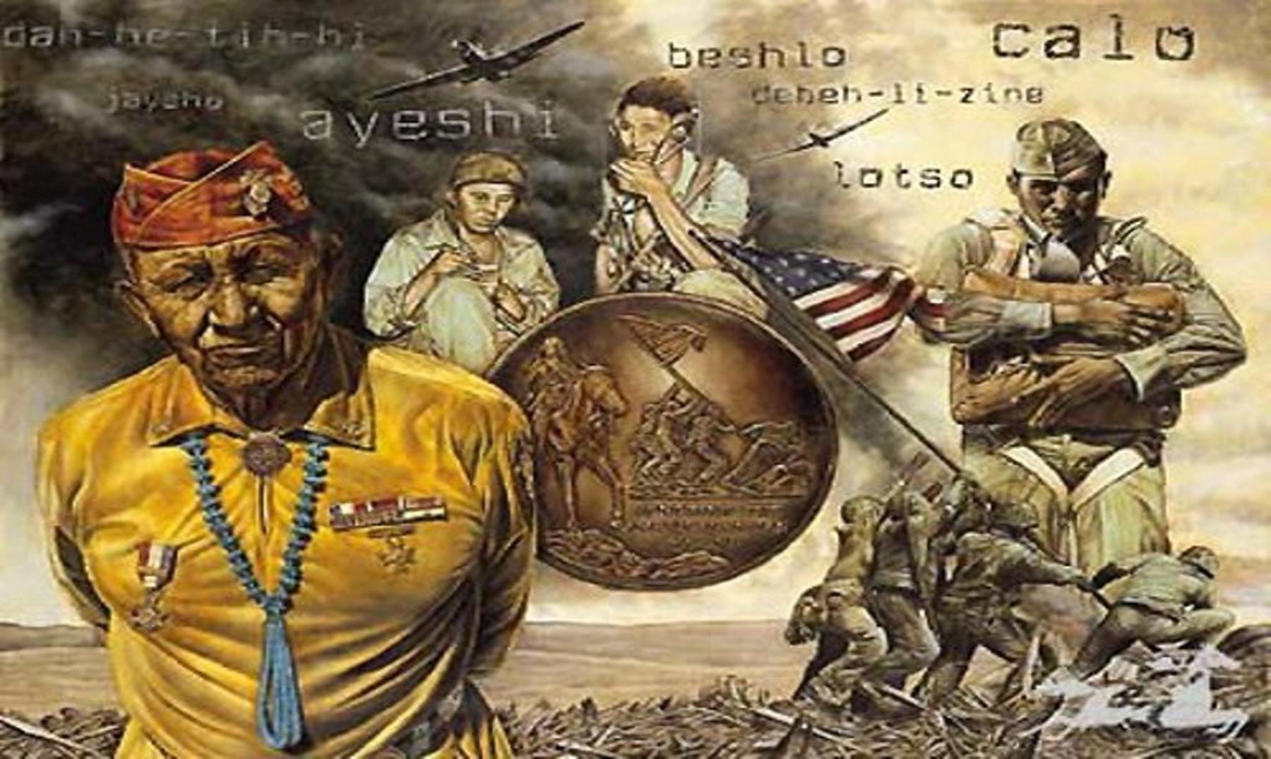 Héroes anónimos: El código navajo en la Segunda Guerra Mundial