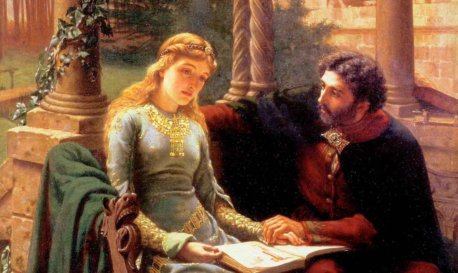 Abelardo y Eloísa  Amor y tragedia entre maestro y alumna