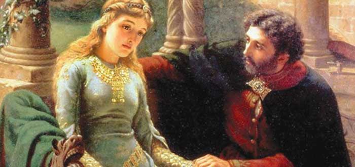 Abelardo y Eloísa. Amor y tragedia entre maestro y alumna. 1