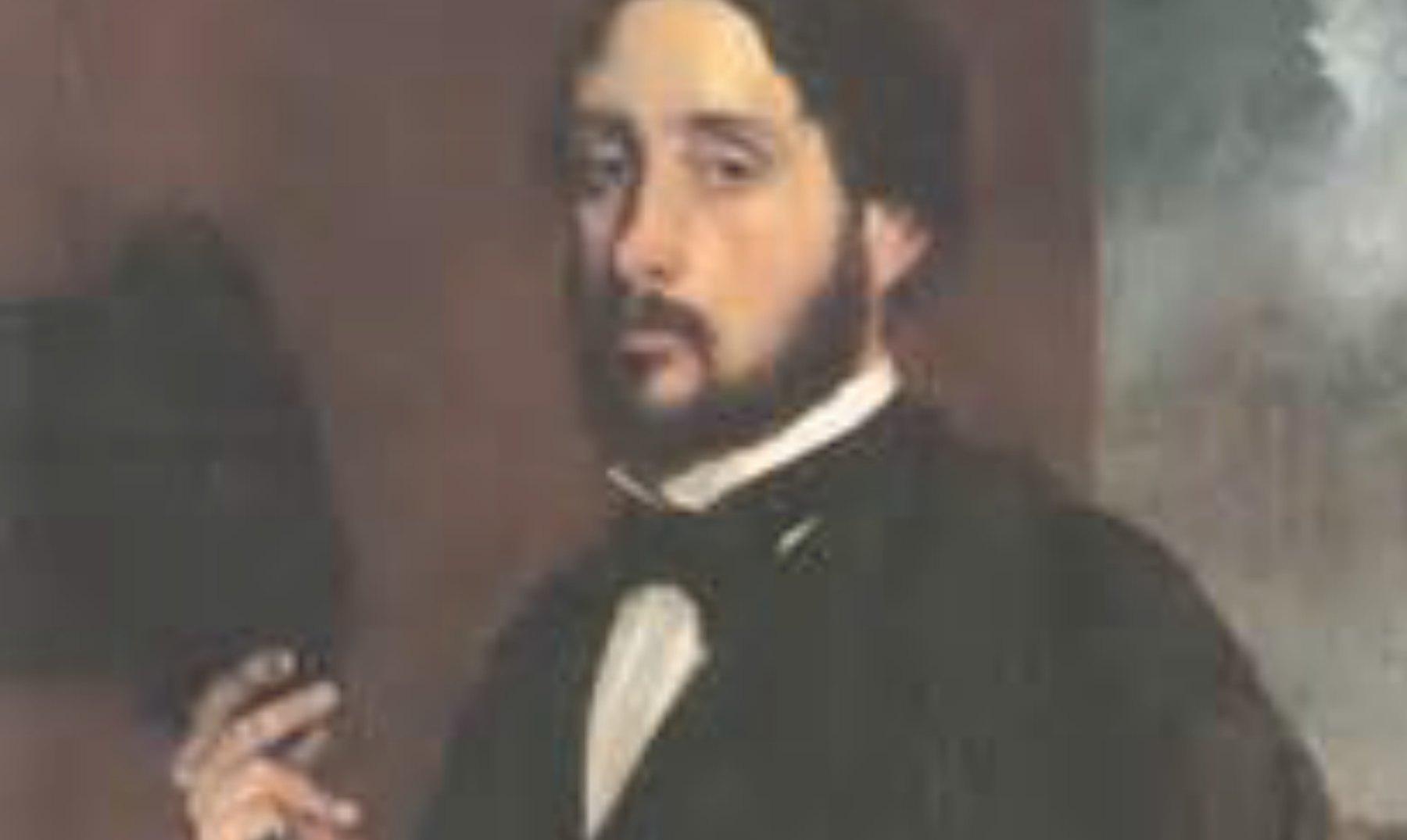 Lo más curioso sobre Degas