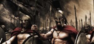 La Batalla de las Termópilas