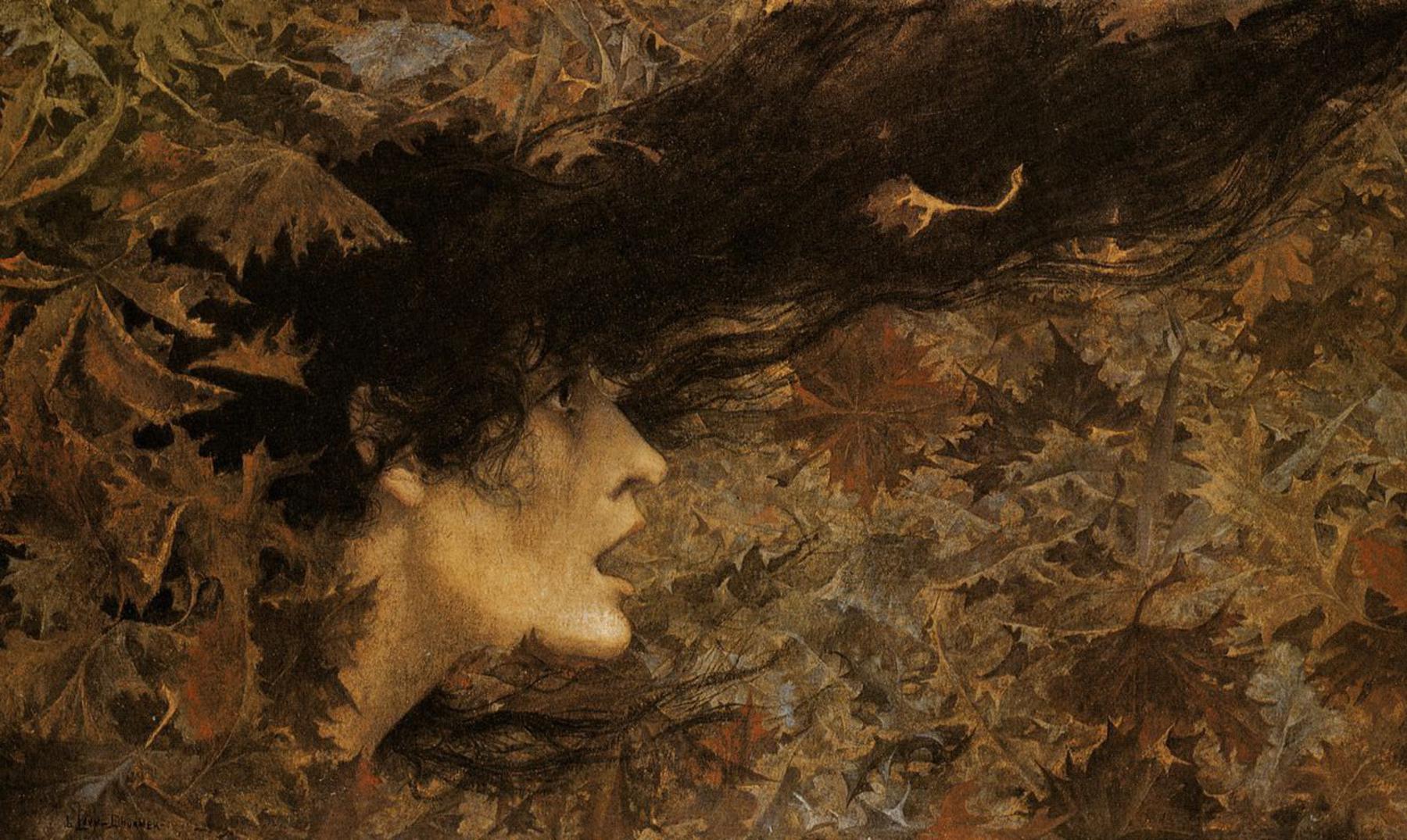 Artistas misteriosos: Lucien Lévy-Dhurmer