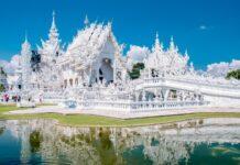 Wat Rong Khun, el templo budista de la ciencia ficción