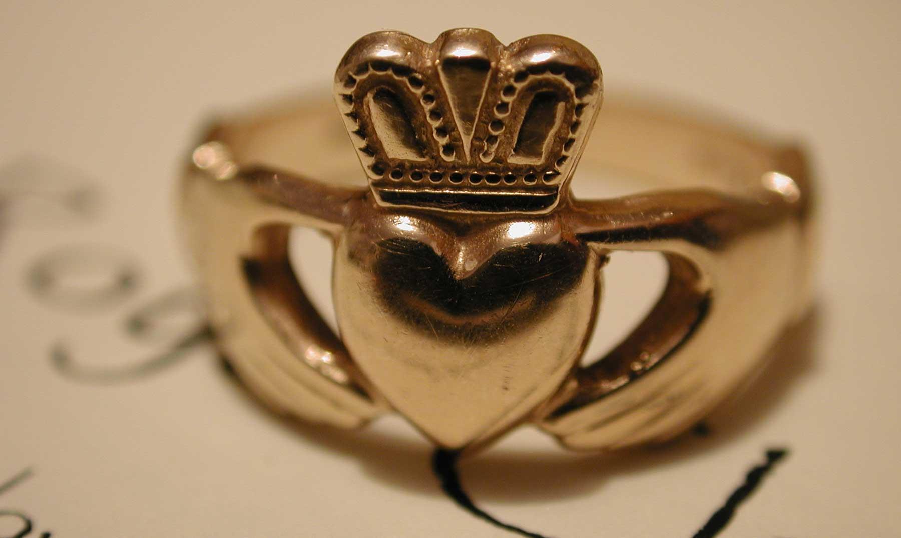 Claddagh: el anillo de la amistad y el amor