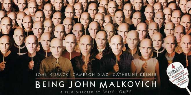 """Being John Malkovich"" (1999, Spike Jonze)"