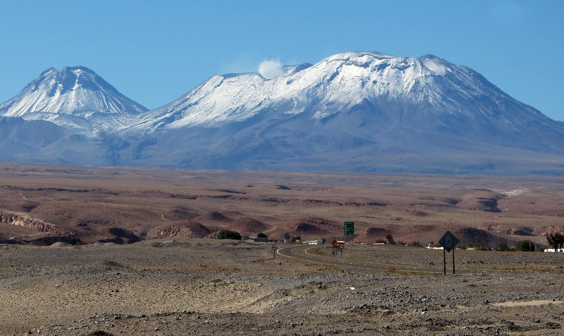 ¿Cuál es el desierto más árido del mundo?