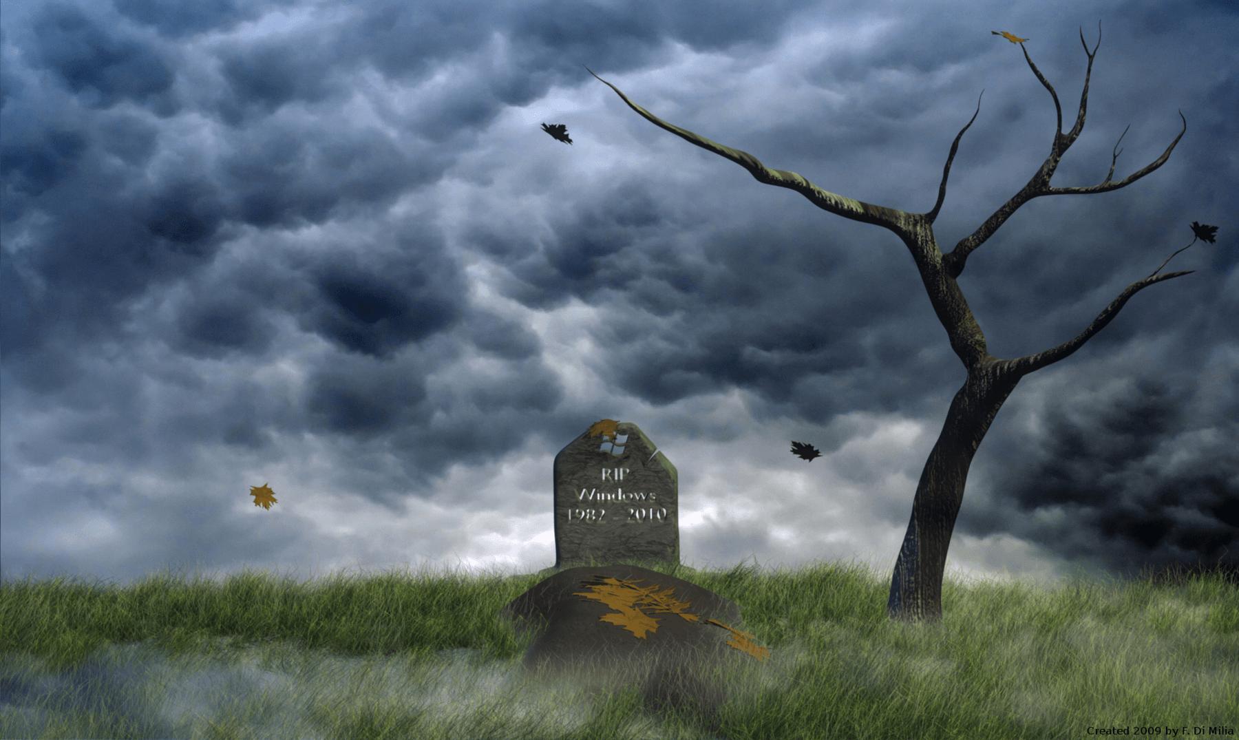 Los epitafios más curiosos y divertidos de la historia
