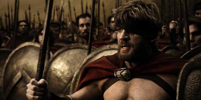 espartanos ejércitos