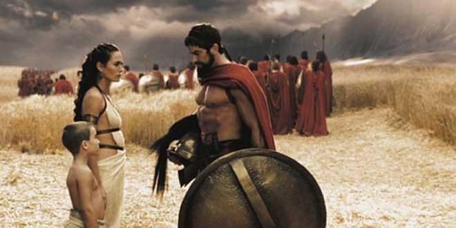 familia espartana