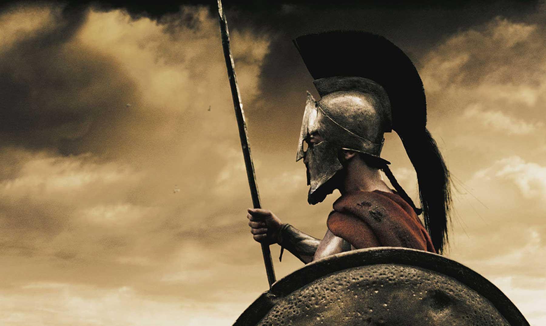 La formación en Esparta: educados para matar