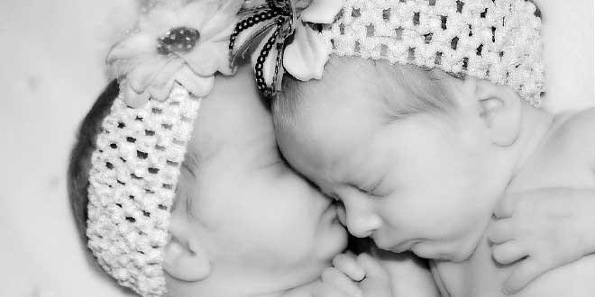 idénticos gemelos