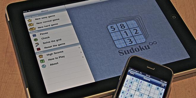 iphone sudoku