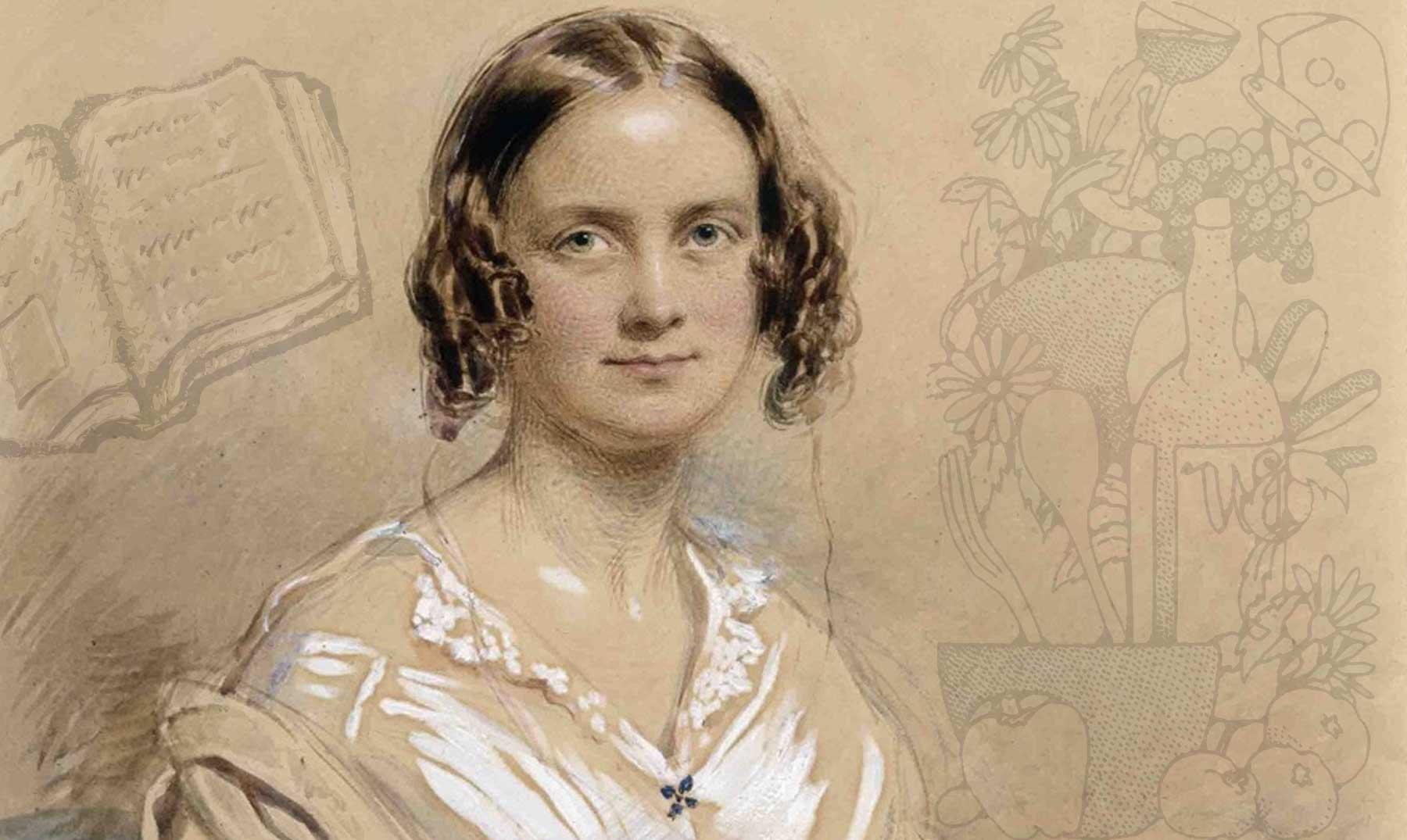 Las Recetas de la esposa de Mr. Darwin