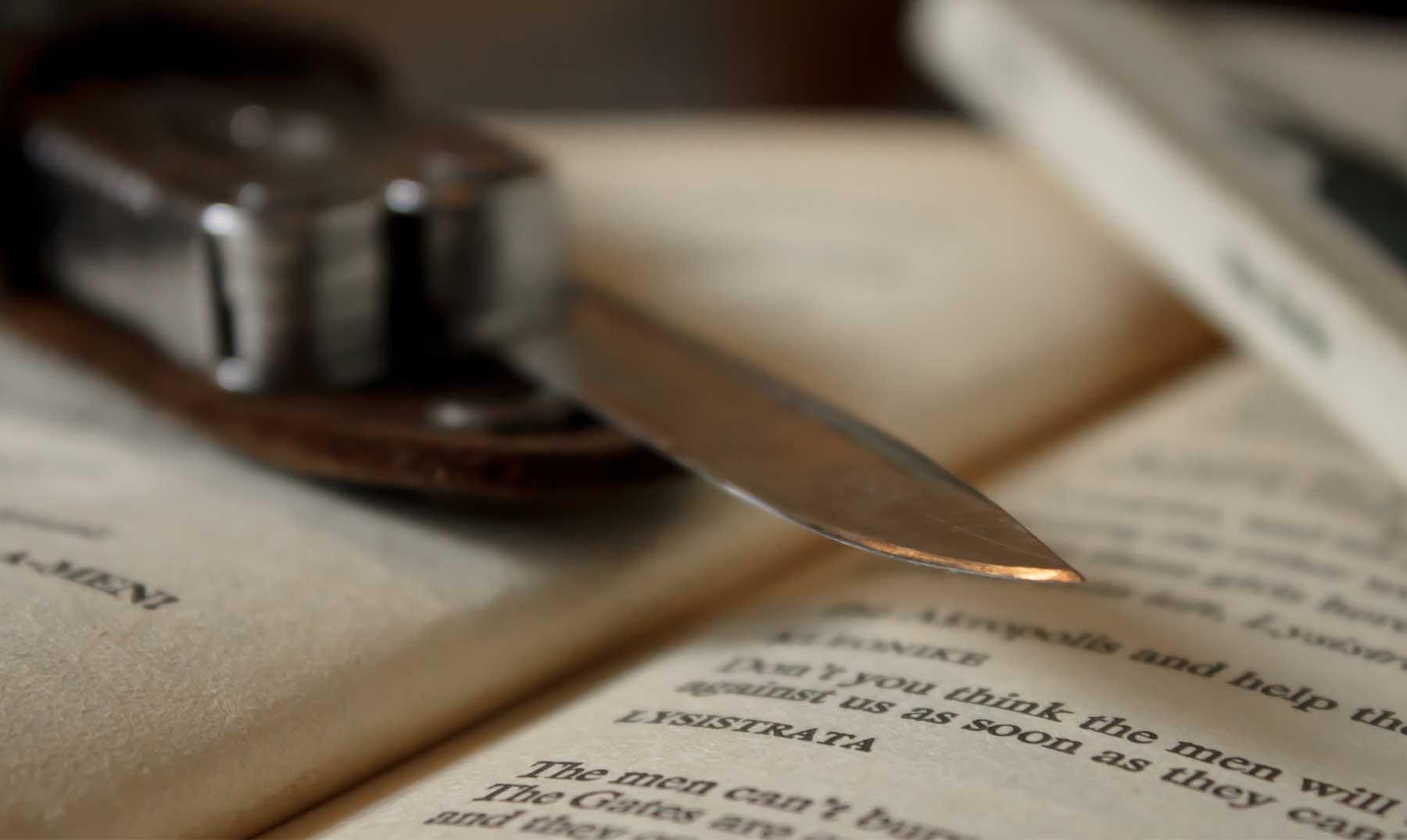 Fray Vicens: el hombre que mató por amor a sus libros