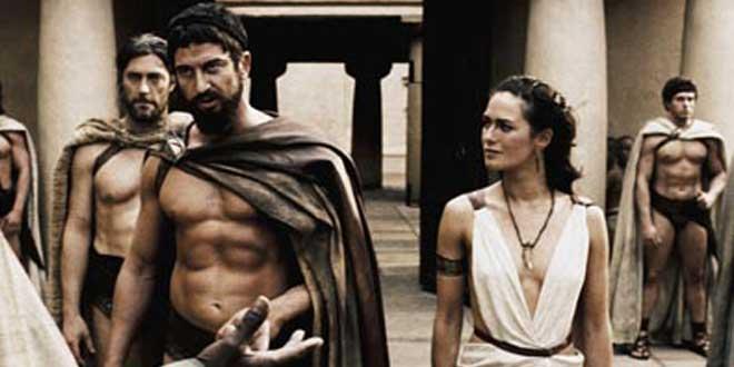 mujeres espartanas