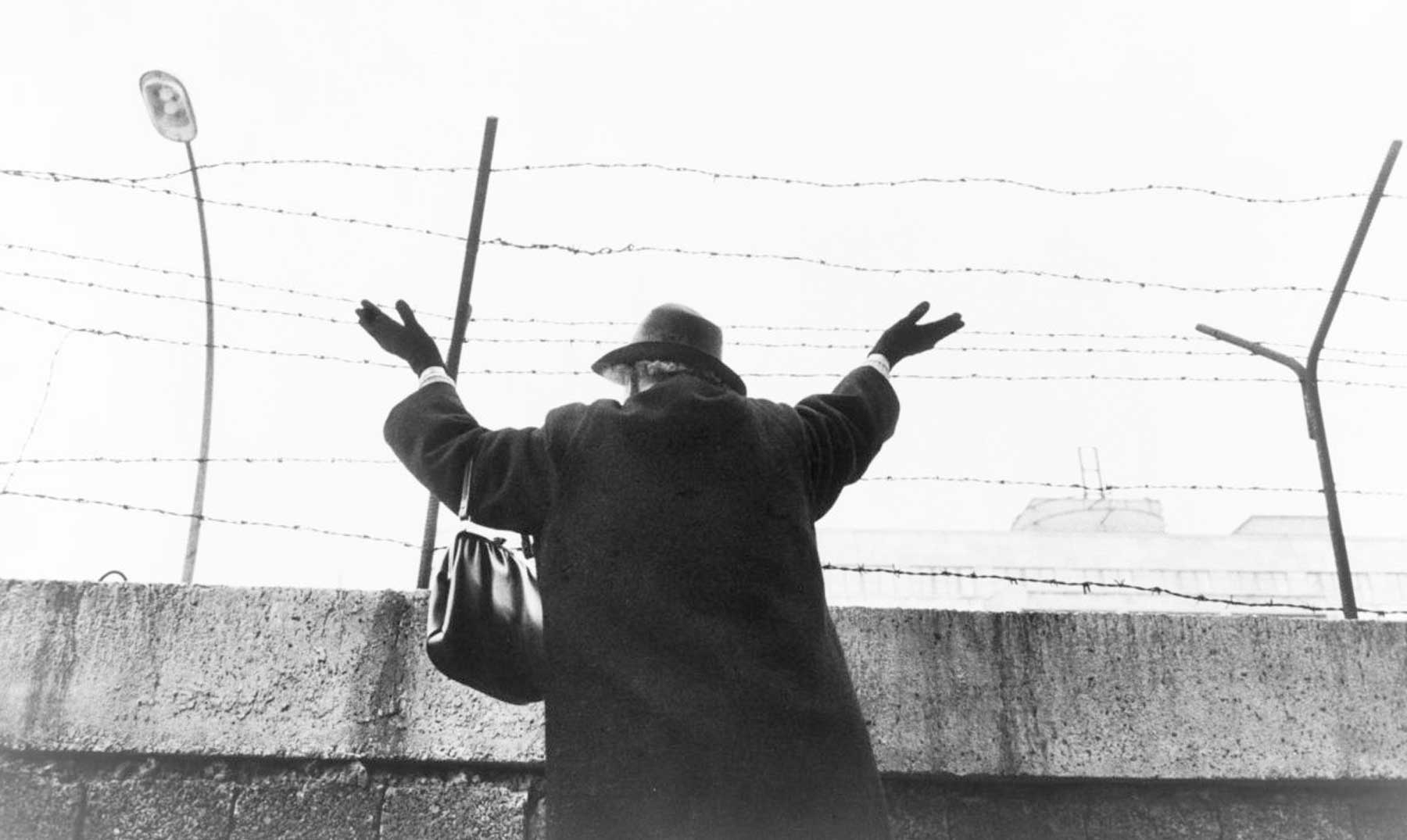 7 curiosidades sobre el Muro de Berlín