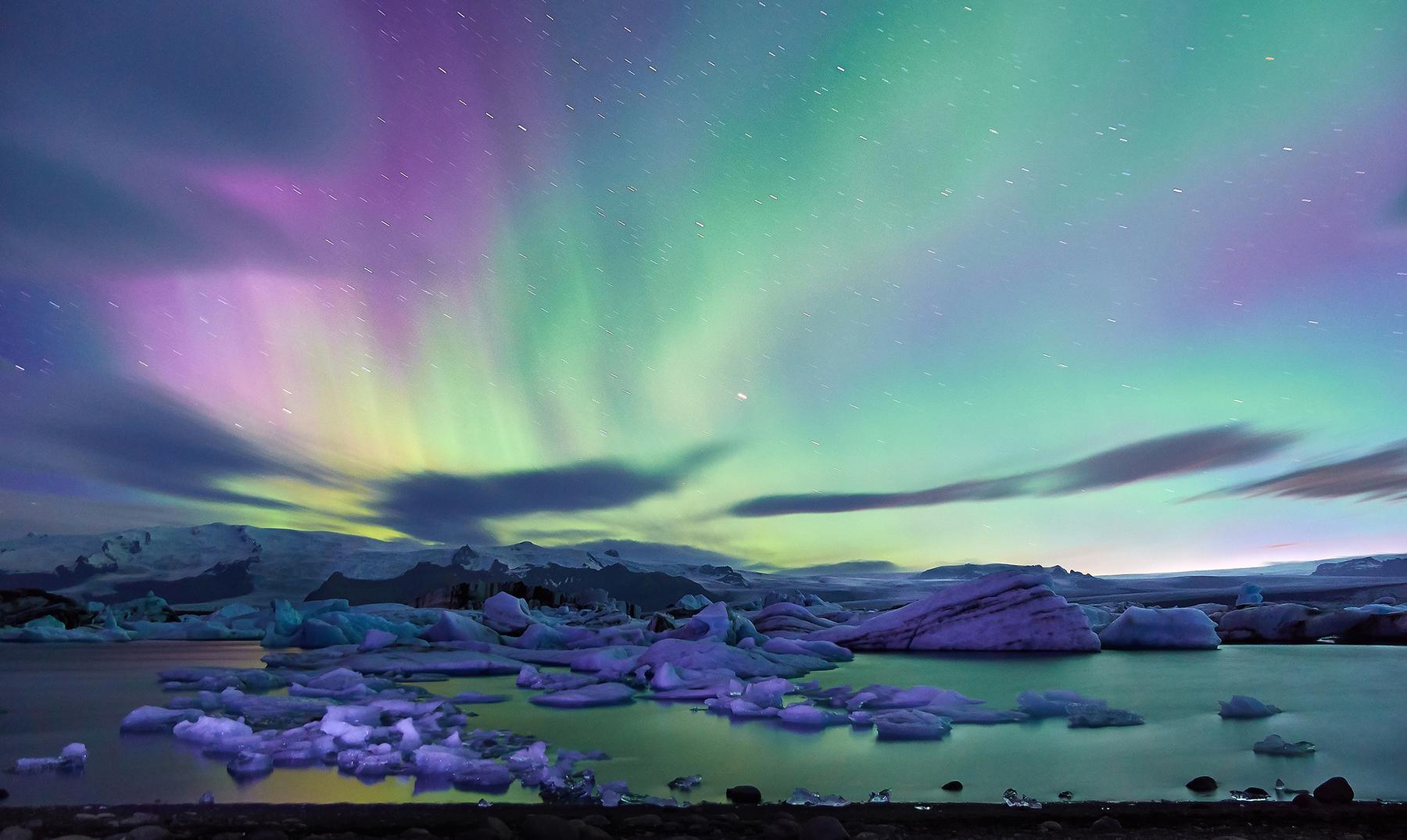 portada aurora boreal