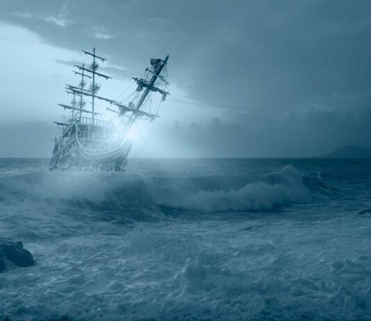 La Leyenda del Holandés Errante | Y el Barco Fantasma