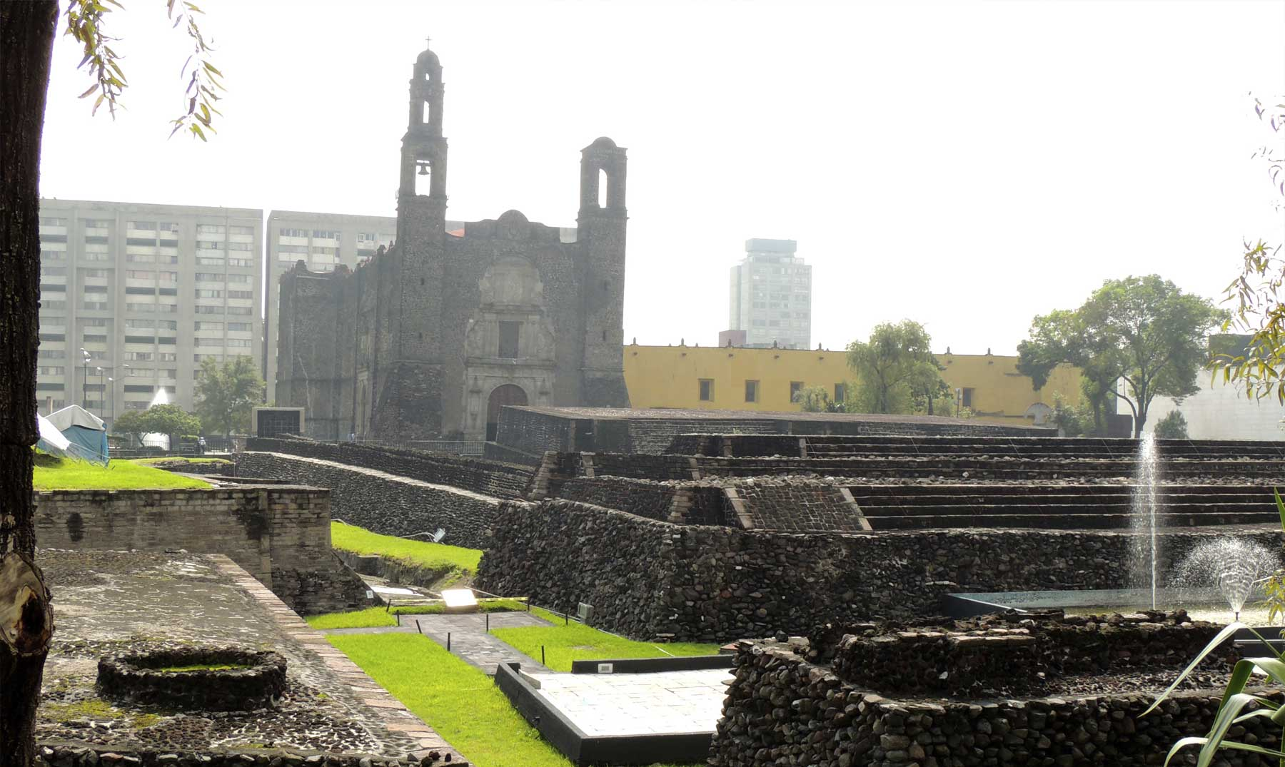 Tlatelolco, zona de muerte