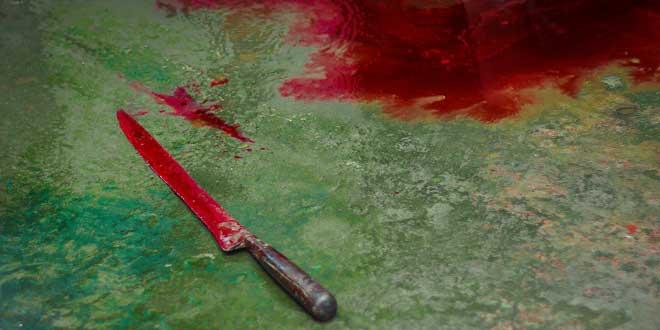 traición sangre cuchillo