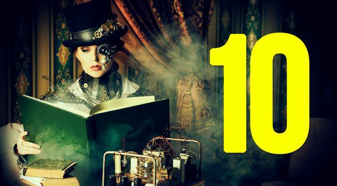 mejores novelas de fantasía, mejores libros de fantasía