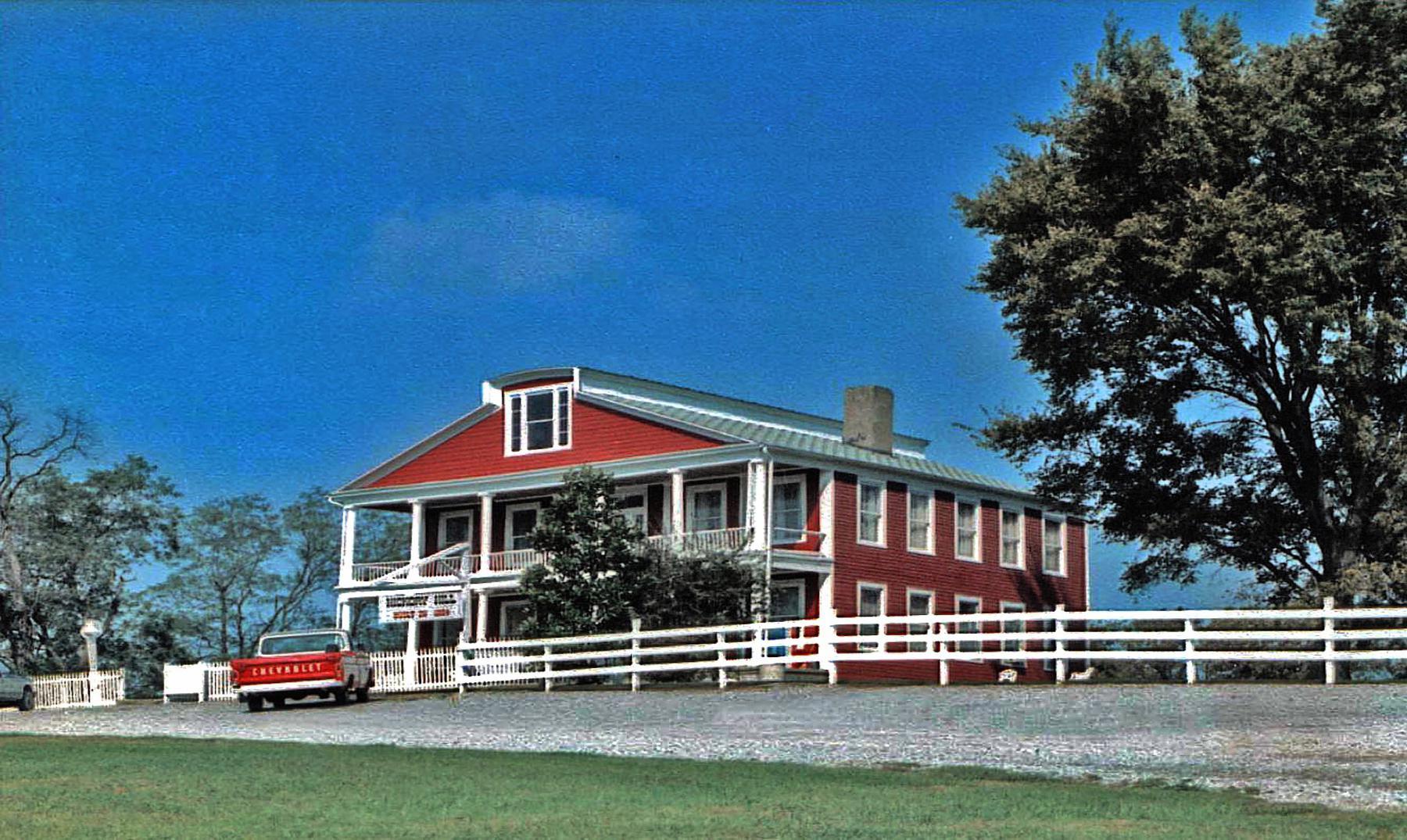 "Casas embrujadas I: ""Crenshaw house"", Illinois"