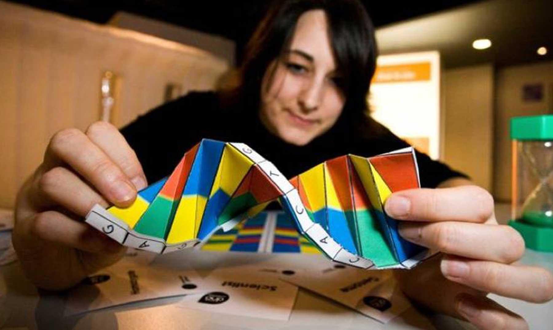 ADN: El futuro del disco duro