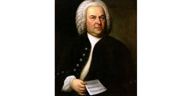 Johann Sebastian Bach, por Elias Gottlob Haussmann, 1746